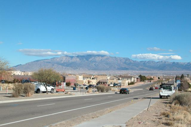 10a=Sandia Mtn from S Coors Rd - 22