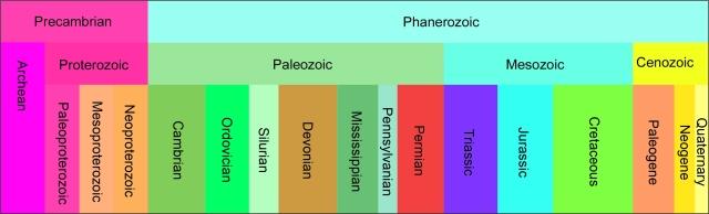 geol column